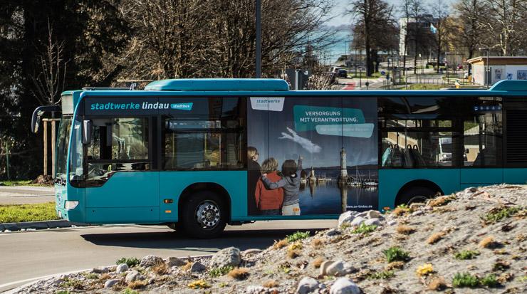 Stadtbus Lindaupark